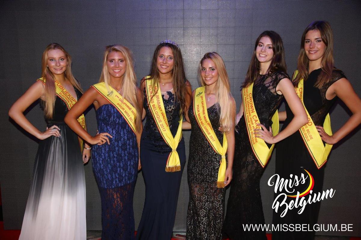 Miss Universe 2017 Kevin >> MISS & CIE ♔ :: MISS BELGIQUE 2017