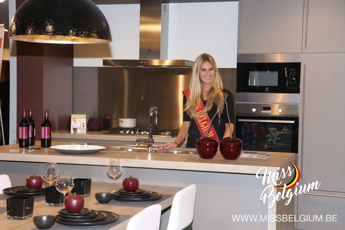 Dovy Keukens Miss Belgium
