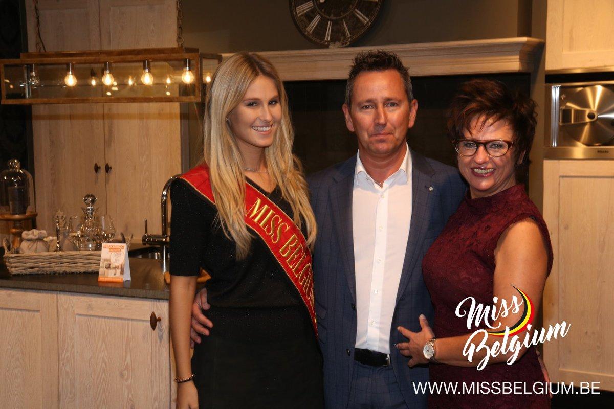 Dovy Keukens Belgie : Dovy Keukens Miss Belgium