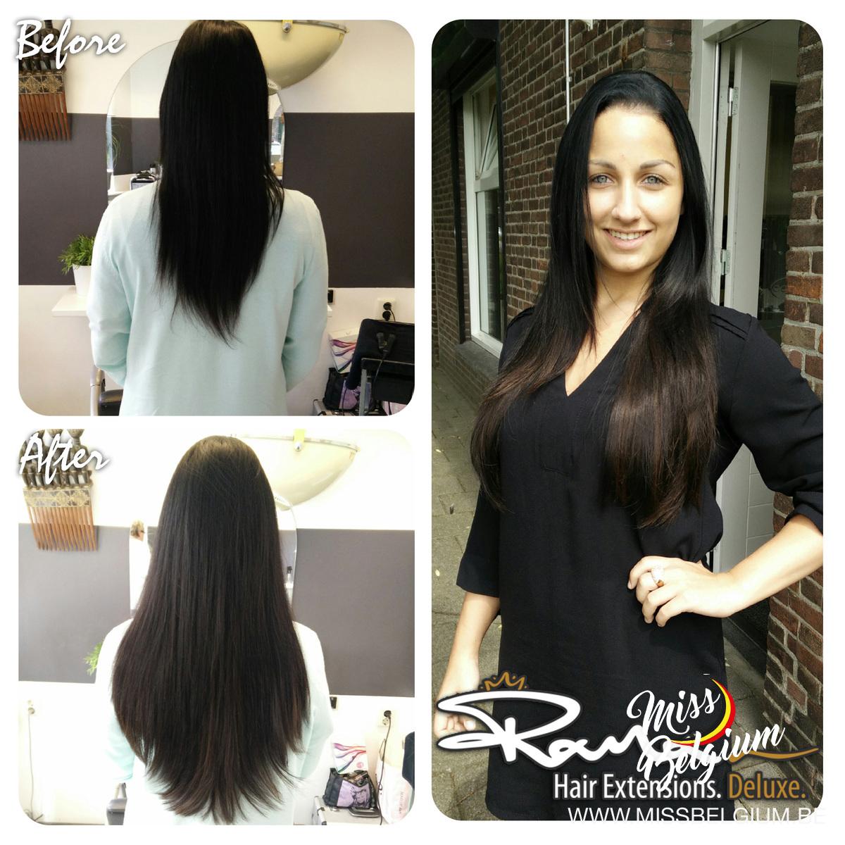 Voor en na met rana hair extensions miss belgium voor en na met rana hair extensions pmusecretfo Gallery